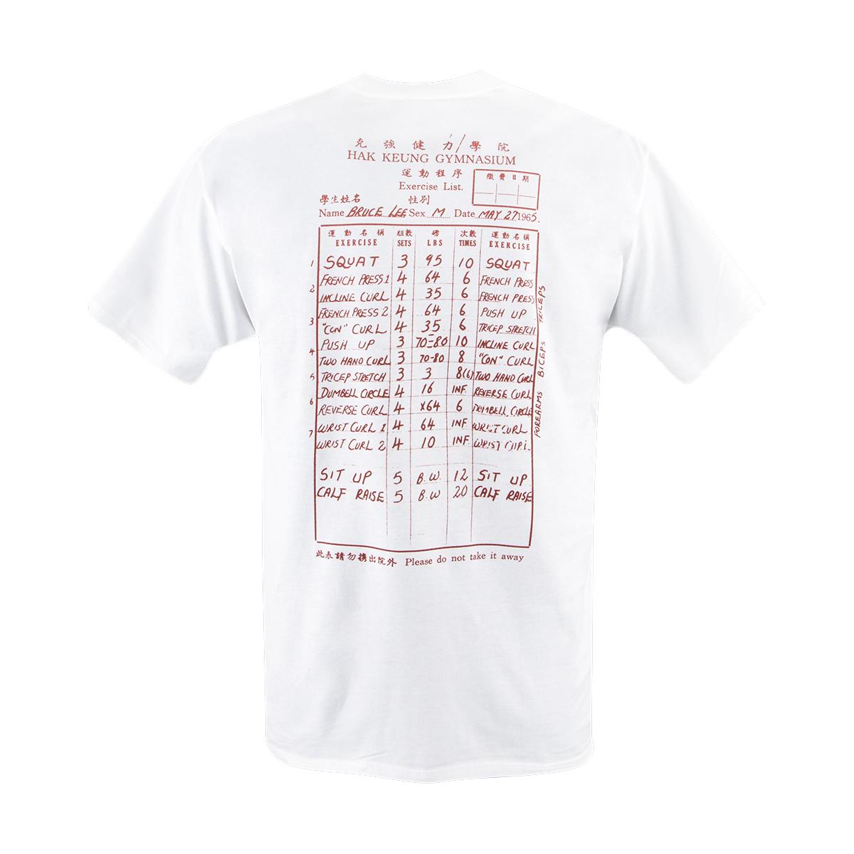 BL Workout Champion T-shirt