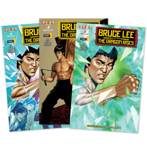 The Dragon Rises Issue #1 – 3 Covers Bundle