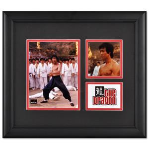 Bruce Lee Framed The Dragon #2 Presentation