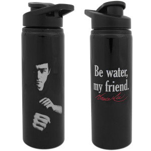 Bruce Lee Stainless Steel Water Bottle