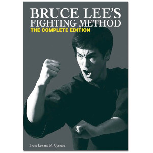 XL Bruce Lees Fighting Method The Complete Ed Book