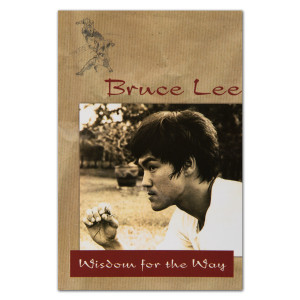 XL Bruce Lee Wisdom for the Way Book