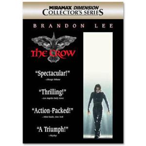 Brandon Lee - The Crow DVD