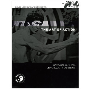 Official Program from the BLF Art of Action Event