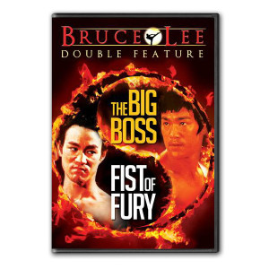 Bruce Lee The Big Boss / Fist of Fury Double Feature DVD