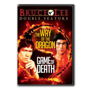 Bruce Lee The Way of the Dragon / Game of Death Double Feature DVD