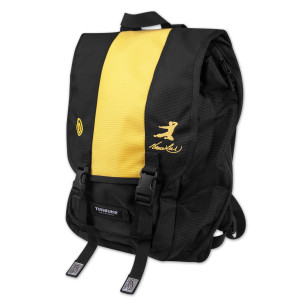 Bruce Lee Swig Laptop Backpack - EXCLUSIVE