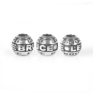 Bruce Lee Name Bead