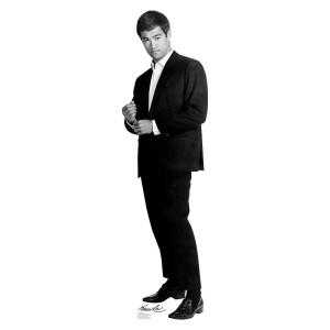Bruce Lee Suit 70x19 Cardboard Standup