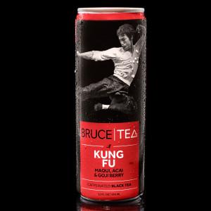 Bruce Tea KUNG FU Blend (12 Cans)