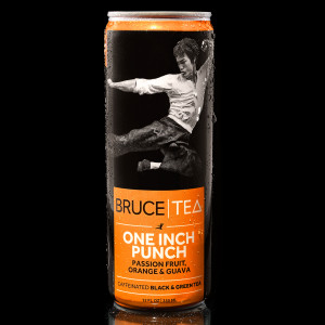 Bruce Tea ONE INCH PUNCH Blend (12 Cans)