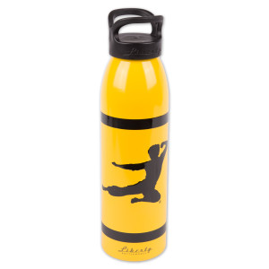 Bruce Lee Legendary Flying Man Water Bottle