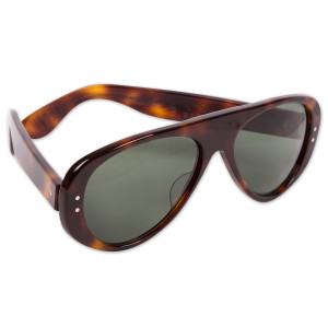 Bruce Lee Signature OTE Surfer Sunglasses - Tortoise Version