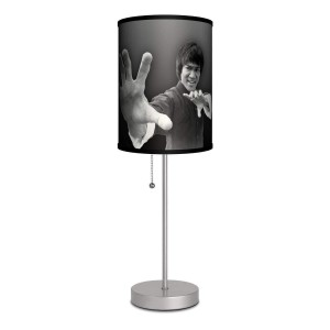 Bruce Lee Hand Lamp