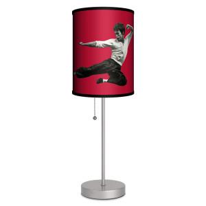 Bruce Lee Kick Lamp