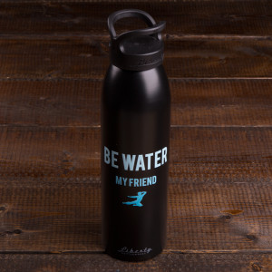 Bruce Lee Be Water, My Friend Liberty Bottle