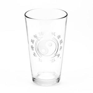 Core Symbol 16oz. Etched Glass