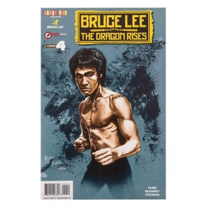 The Dragon Rises Issue #4 Cover 1