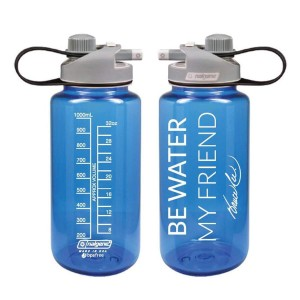 Be Water, My Friend 32oz Nalgene Bottle