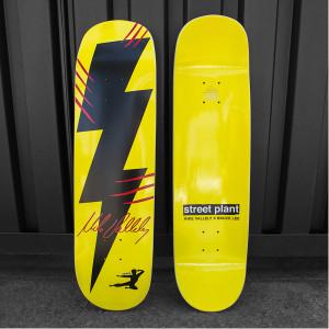 Lightning Bolt Mike Vallely Skate Deck