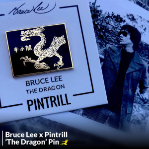 Lee Little Dragon Student Pin x PINTRILL