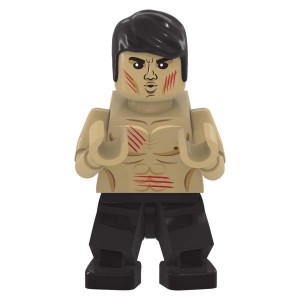 Scratches OYO Minifigure