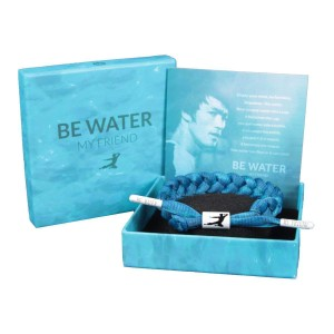 Be Water, My Friend Rastaclat Bracelet
