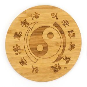Core Symbol Bamboo Trivet