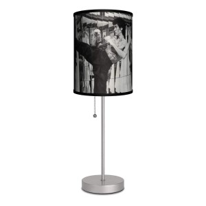 Mirrors Table Lamp