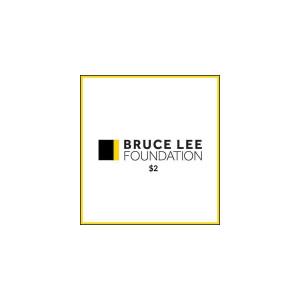 Bruce Lee Foundation $2 Donation
