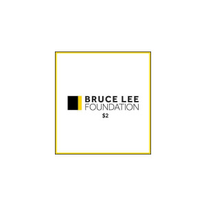 Bruce Lee Foundation $2 Donation