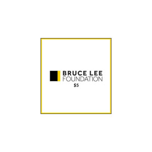 Bruce Lee Foundation $5 Donation