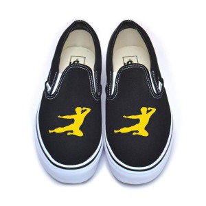 Flying Man LG Vans Classic Slip-On