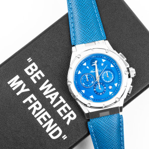 Be Water Aviator Chronograph Watch