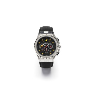 Flying Man Aviator Chronograph Watch