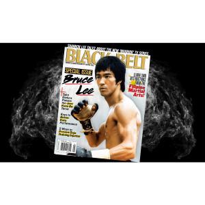Bruce Lee Black Belt Magazine August/September issue