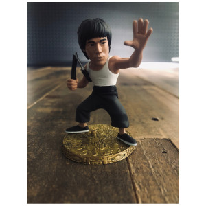 Bruce Lee D-Formz Figures - 1 figure