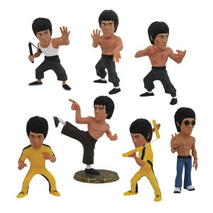 Bruce Lee D-Formz Figures - 1 figure