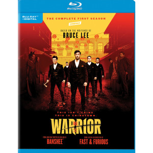 Warrior (Season 1) BR DVD