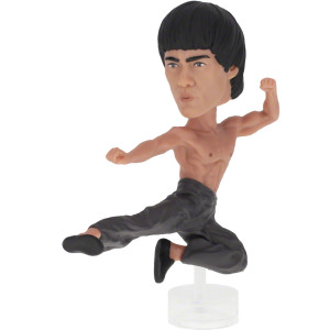 Bruce Lee Computer Sitter Bobblehead