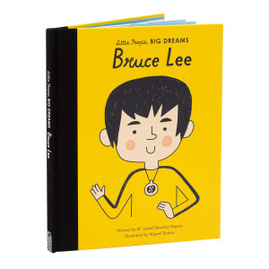 Bruce Lee Little People, BIG DREAMS Book