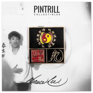 Jun Fan Jeet Kune Do Pin x PINTRILL