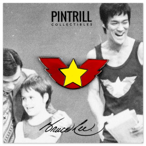 Wing Star Pin x PINTRILL