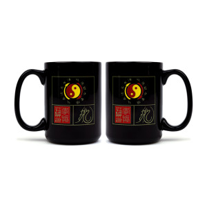 Jun Fan Jeet Kune Do 15oz. Mug