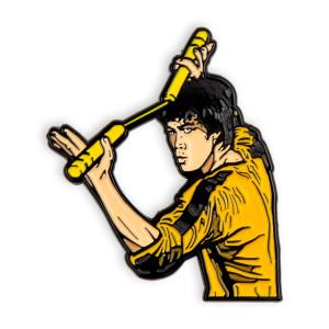 Yellow Jumpsuit Pin x ROCKIN PINS