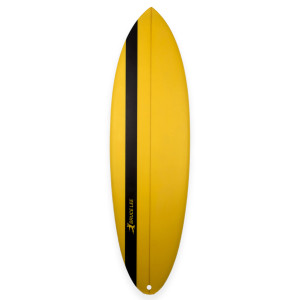 Infinite Optimism Surfboard