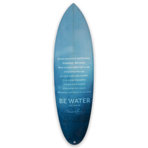 Be Water Surfboard