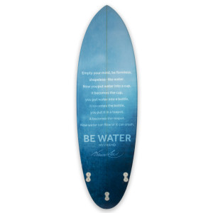 Be Water Surfboard