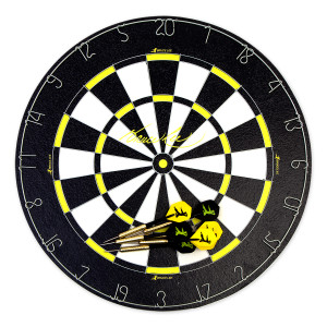 Infinite Optimism Dartboard & Darts