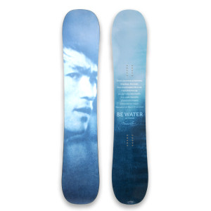 Be Water Snowboard